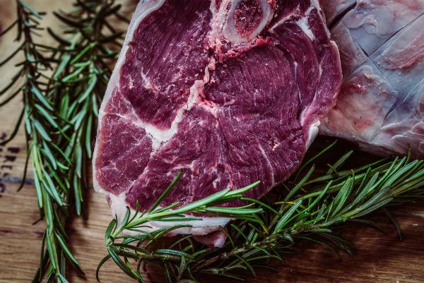 Fleisch vom Weiderind von Bauers Hofladen