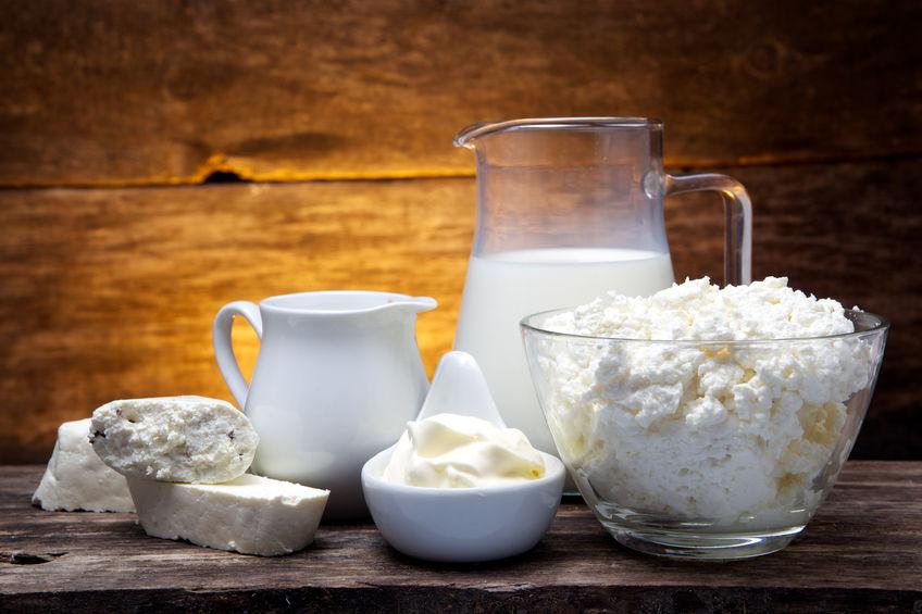 Milch und Milchprodukte von Bauers Hofladen
